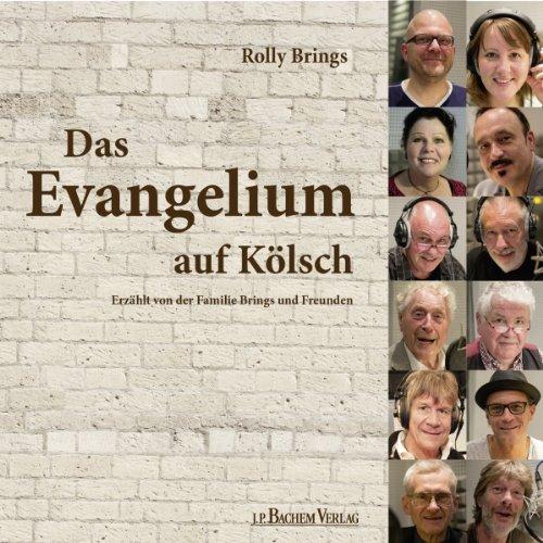 Das Evangelium auf Kölsch Titelbild