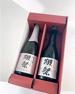 獺祭 おもてなしセット 純米大吟醸 スパークリング45 720ml & 純米大吟醸45 ギフトボックス入り 山口県 旭酒造 日本酒 クール便