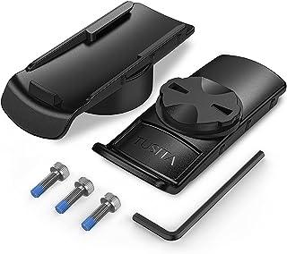 TUSITA [2-Stukken] GPS-stuurhouder Mounts Adapter Compatibel met Garmin inReach, eTrex, GPSMAP, Oregon, Alpha, Rino serie...
