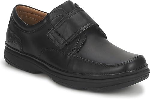 Clarks Swift Turn Derby-Schuhe & Richelieu Herren Schwarz- 41 - Derby-Schuhe