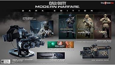 Call of Duty: Modern Warfare Dark Edition - PlayStation 4