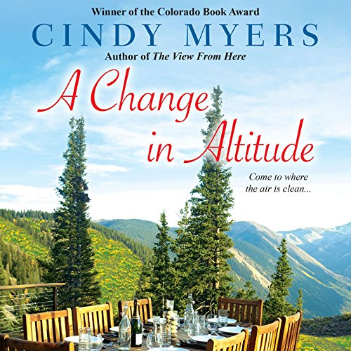 A Change of Altitude audiobook cover art
