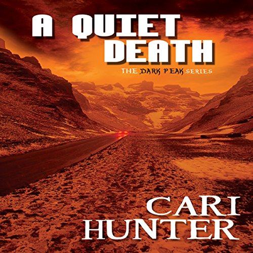 A Quiet Death audiobook cover art