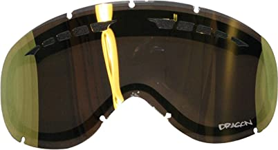 Dragon Alliance Unisex-Adult Mdx All Weather Lens Gold Ion One Size