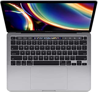 "Apple 13"" MacBook Pro with Touch Bar, 10th-Generation Quad-Core Intel Core i7 2.3GHz, 16GB RAM,..."