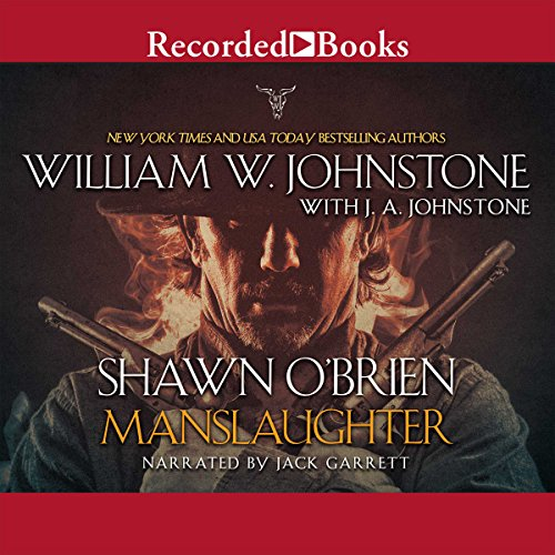Shawn O'Brien, Town Tamer audiobook cover art
