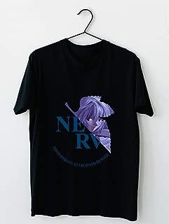 Neon Genesis Evangelion Rei NERV 18 T shirt Hoodie for Men Women Unisex