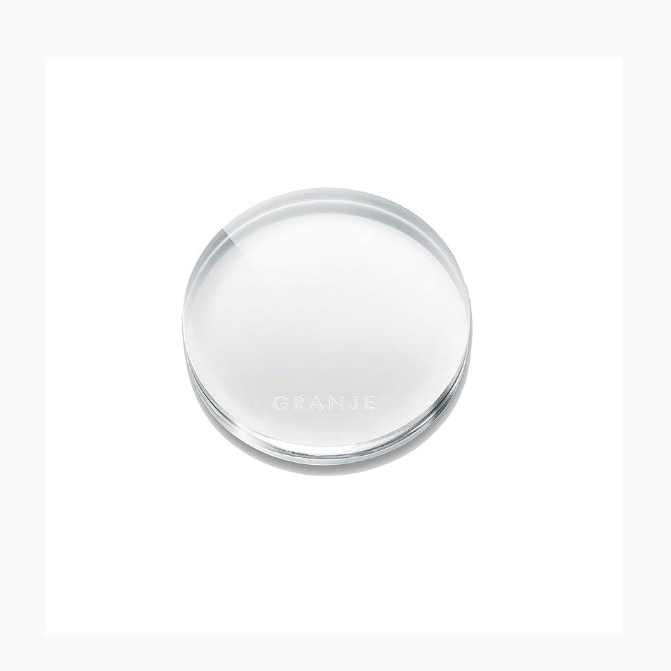 発行する過敏な突進GRANJE(グランジェ) ACRYLIC PALETTE アクリルパレット [セルフジェルネイル/ネイルツール/ネイルアート]