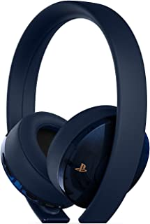 PlayStation Gold Wireless Headset 500 Million Limited Edition - PlayStation 4 [Discontinued]