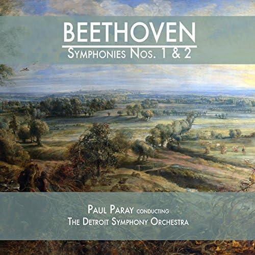 The Detroit Symphony Orchestra & Paul Paray