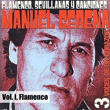3 Voces de un Corazón (Flamenco) (Vol. I)