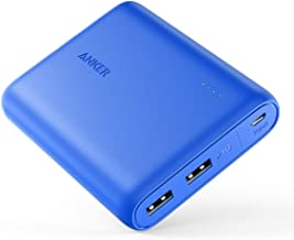 Anker PowerCore 13000, Compact 13000mAh 2-Port Ultra-Portable Phone Charger Power Bank with PowerIQ and VoltageBoost Techn...