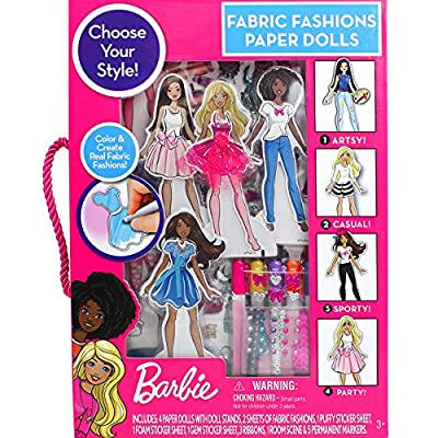paper dolls for girls ages 4-7