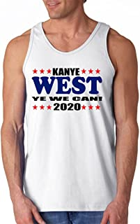 Kanye West for President 2020 TANK TOP