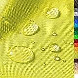ERTY Wasserdichter Polyester Stoff   8450 mm Wassersäule  
