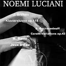 6 Klavierstücke, Op. 118: No. 5, Romance. Andante - Allegretto grazioso
