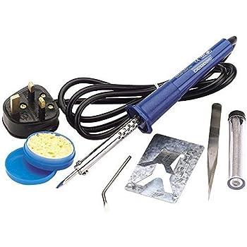 Draper 61257 230V 25W Soldering Iron Kit 25 W