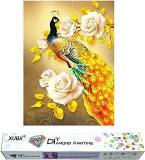 12x 16 WesGen Giraffe 5D Diamond Painting Embroidery Full Drilled Cross Stitch DIY Art Craft Home Wall Decor