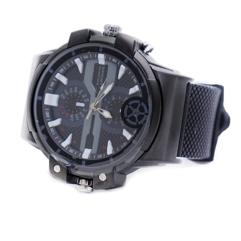 Mini Gadgets 2K HD Stylish Wrist Watch Camera