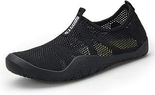 Antidérapant Couple D'été Chaussures De Natation Tendance Dérive Sandales Respirant Casual Chaussures De Plage Natation Dé...