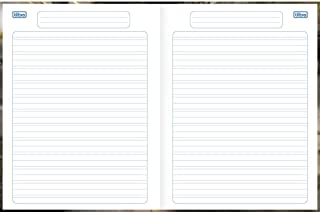 Caderno Brochura Capa Dura Caligrafia X-Racing - 40 Folhas - Sortido (Pacote com 10 unidades)