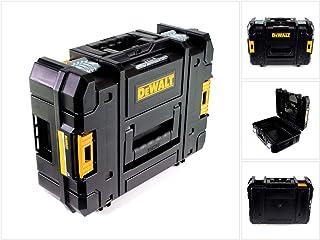 Dewalt DWST1-70703-1 TStak II förvaringsbox för elverktyg 13,5 L kapacitet T-STAK fodral, svart