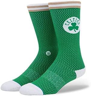 Stance M545D17CEL Men's Celtics Jersey Sock