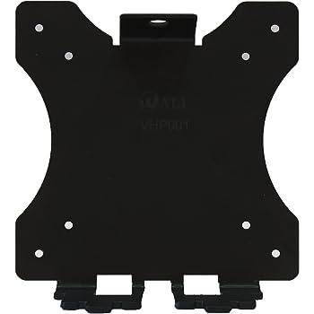 WALI VESA Mount Adapter Bracket for HP Pavilion Monitors, 27xw, 25xw, 24xw, 23xw, 22xw, 22cwa, 27cw, 25cw, 24cw, 23cw, and 22cw (VHP001), Black