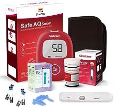 sinocare Diabetes Testing Kit/Blood Glucose Monitor Safe AQ