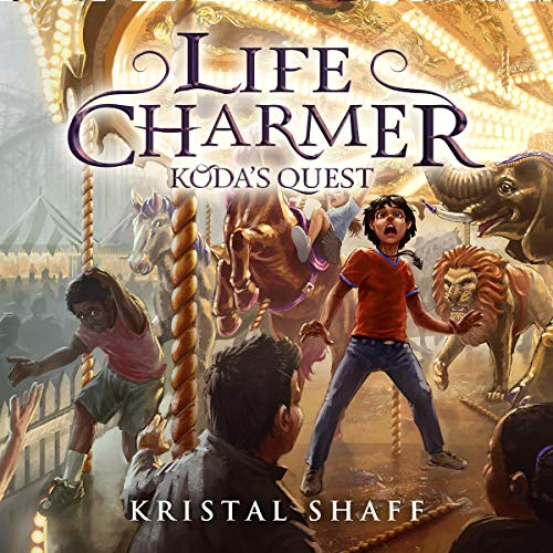 Life Charmer: Koda's Quest Audiobook By Kristal Shaff cover art