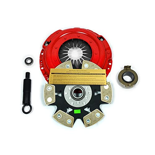 EFT STAGE 4 CLUTCH KIT fits 90-96 NISSAN 300ZX NON-TURBO 3.0L
