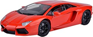 Motormax 1:18 Lamborghini Aventador LP700-4 Vehicle, Assorted 79154