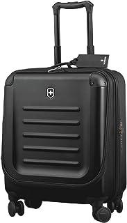 Victorinox Spectra 2.0 Dual Access Extra Capacity Carry-on Funda de protección Negro, Negro, Una talla