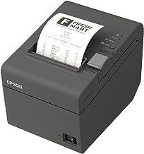 Epson TM-T20II (002) - Impresora de tickets para POS, Terminal de Punto de Venta Alámbrico, Térmico, Mini-USB B, RS-232, USB 2.0, 140 x 199 x 146 mm