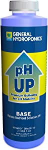 General Hydroponics pH Up - 8 Oz