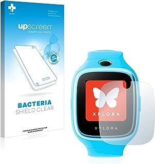 upscreen Protector Pantalla Compatible con Xplora Go Película Protectora Antibacteriana