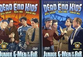 Junior G-Men of The Air: Volumes 1-2