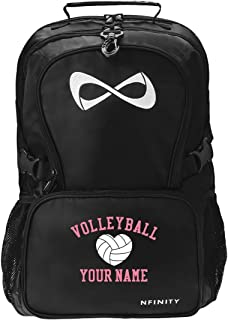 nfinity volleyball backpack