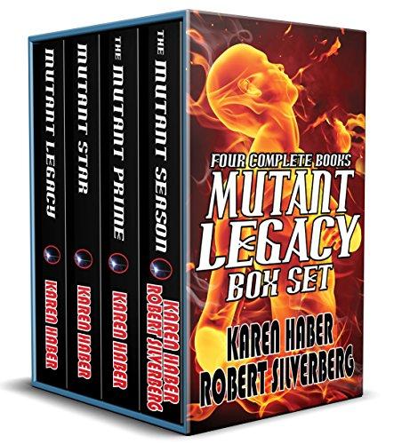 The Mutant Legacy Box Set (English Edition)
