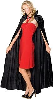 Costume Full Length Crushed Cape Costume