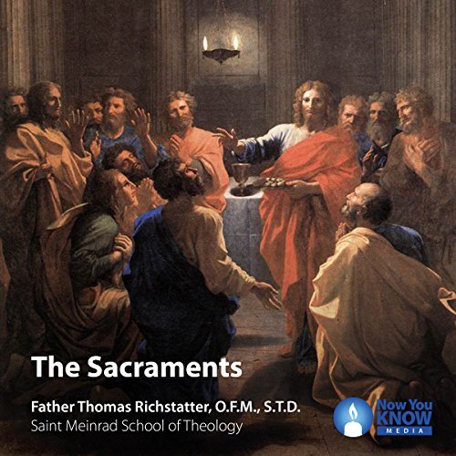 The Sacraments audiobook cover art