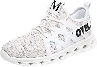 God's pens Mens Women Safety Shoes Couple Woven Anti-Smashing Anti-Piercing Work Shoes Low-Top Lace Up Non-slip Sneakers