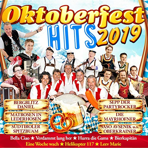 Oktoberfest Hits 2019