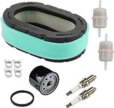 Trustsheer 32 083 09-S Air Filter + 32 083 10-S Pre Filter + 12 050 01-S Oil Filter Fuel Filter fit Kohler KT610 KT620 KT715 KT725 KT730 KT735 KT740 KT745 19HP-26HP Engine 7000 Series Engine