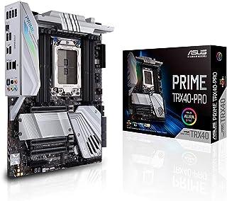 لوحة الأم Asus Prime TRX40-PRO AMD الجيل الثالث Ryzen Threadripper Strx4 ATX مع DDR4, M.2, USB 3. 2 Gen2, موصل اللوحة الأم...