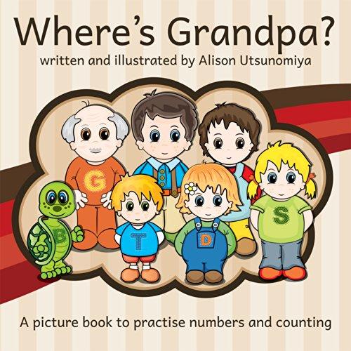 Where's Grandpa? (English Edition)
