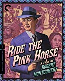 Criterion Collection: Ride the Pink Horse [Blu-ray] [US Import]