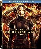 The Hunger Games: Mockingjay - Part 1 [Blu-ray + DVD + Digital HD]