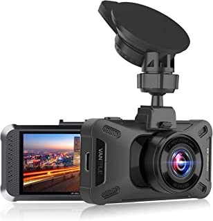 """Vantrue X4 UHD 4K 3840x2160P 30fps Dash Cam, 3"""" LCD 160° Wide Angle Dash Camera with 24Hrs Parking Mode, Motion Detection,..."""