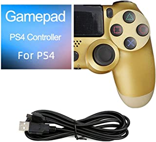 XYXZ Gamepad Controller Joysticks Gamepad Controller Teléfono Android Joystick Control Remoto Inalámbrico Bluetooth Gold
